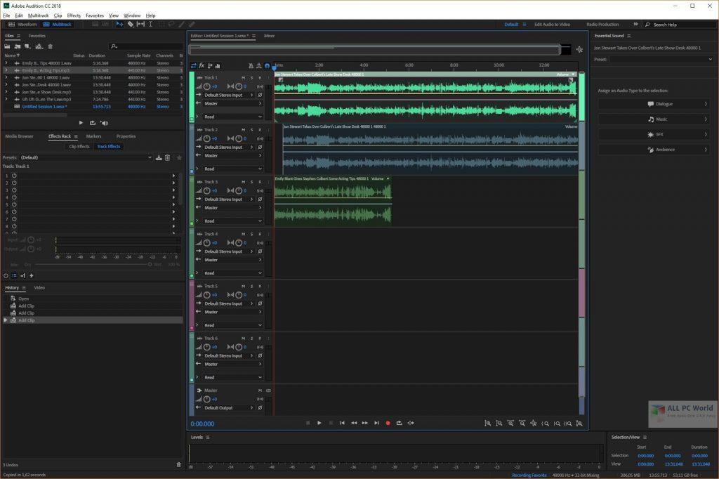 Adobe Audition CC 2020 v13.0.9 Download