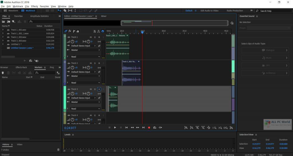 Adobe Audition CC 2020 v13.0.9 Free Download