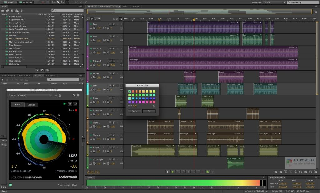 Adobe Audition CC 2020 v13.0.9 One-Click Download