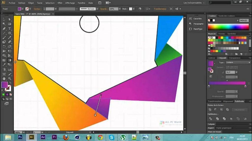 Adobe Illustrator CS6 One-Click Download