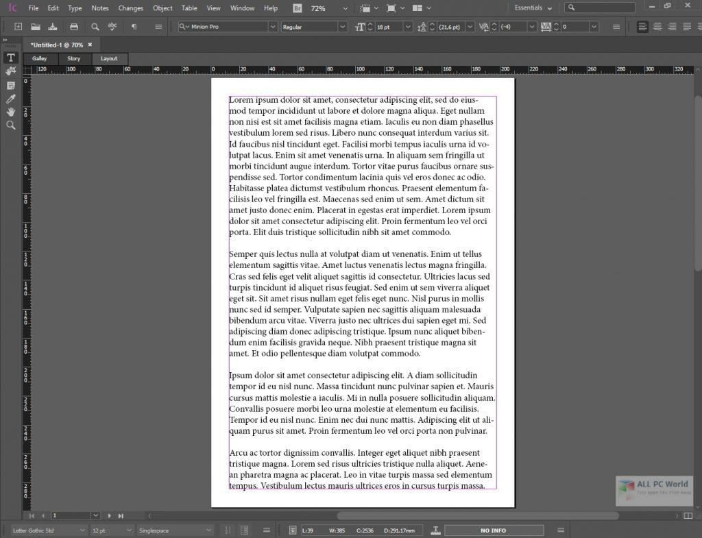 Adobe InCopy 2020 v15.1.1 Free Download