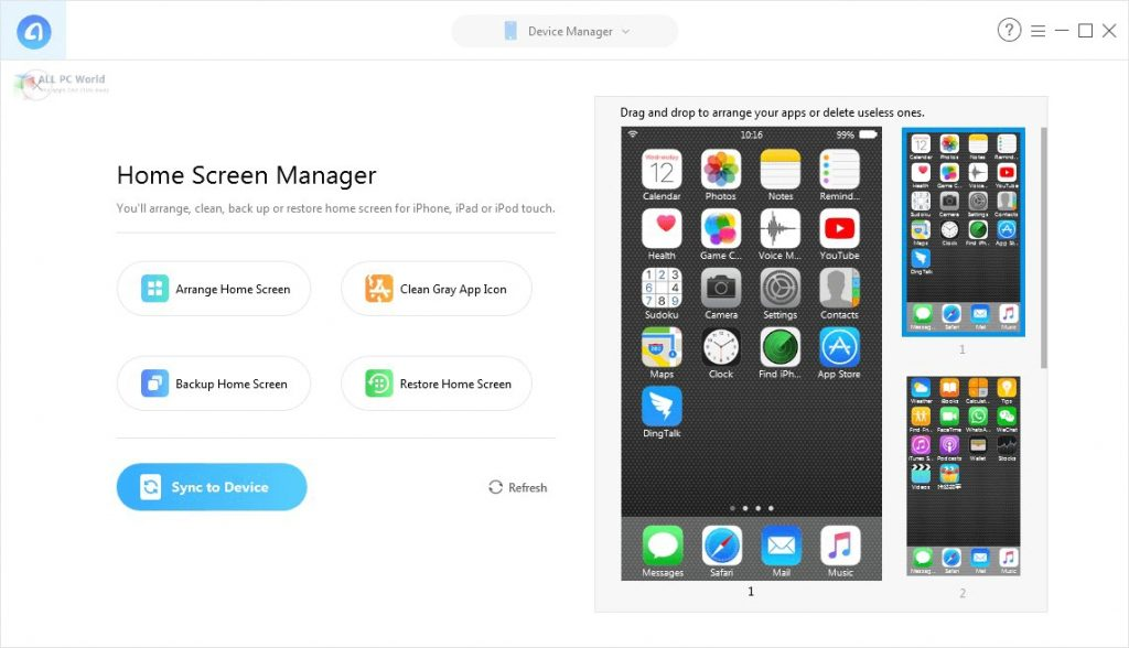 AnyTrans for iOS 2020 Free Download