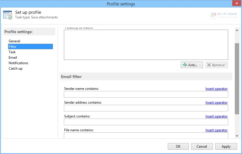 Automatic Email Processor Ultimate 2.13