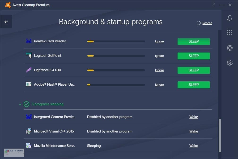 Avast! Cleanup Premium 2020 One-Click Download