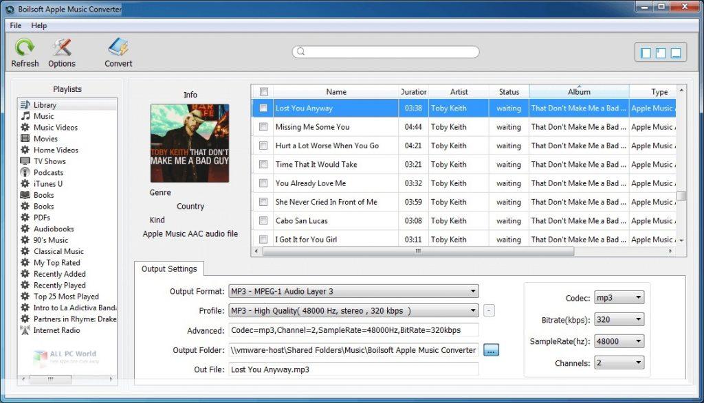 Boilsoft Apple Music Converter 2020 v6.8 One-Click Download
