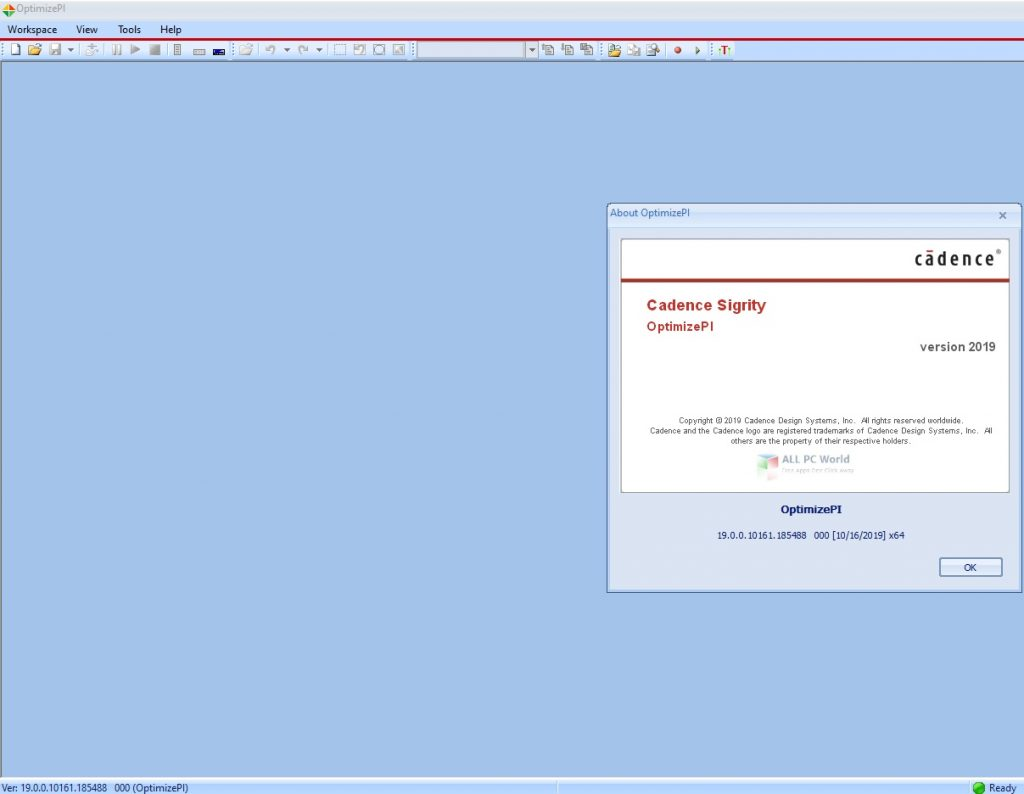 Cadence Allegro Sigrity 19.0 One-Click Download