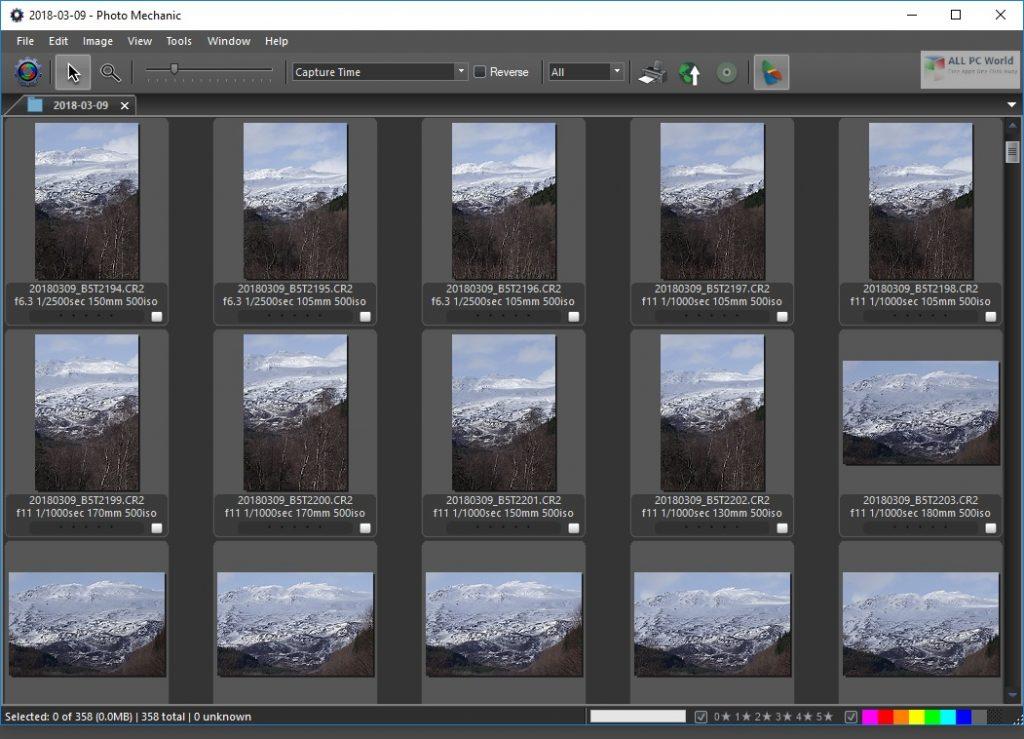 Camera Bits Photo Mechanic 2020 v6.0 Free Download