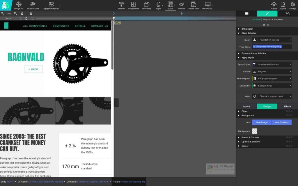 CoffeeCup Site Designer 2020 One-Click Download