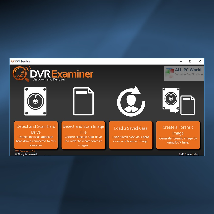 DVR Examiner 2.9 Free Download