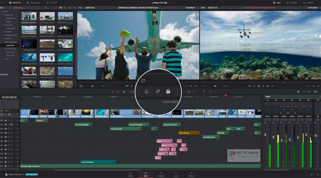DaVinci Resolve Studio 2020 v16.2.6 Direct Download Link