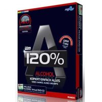 Download Alcohol 120% 2.1