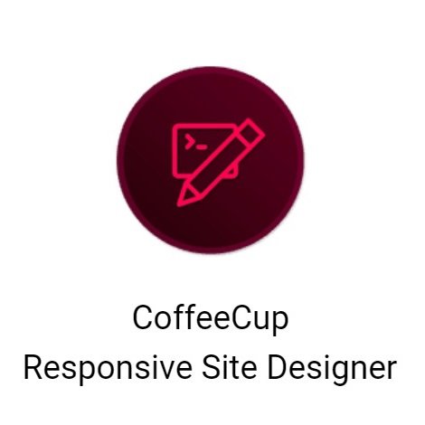 Download CoffeeCup Site Designer 2020