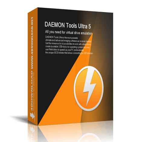 Download DAEMON Tools Ultra 2020