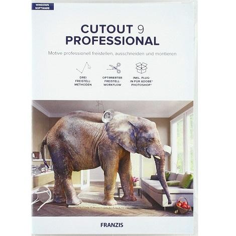 Download Franzis CutOut 9 professional