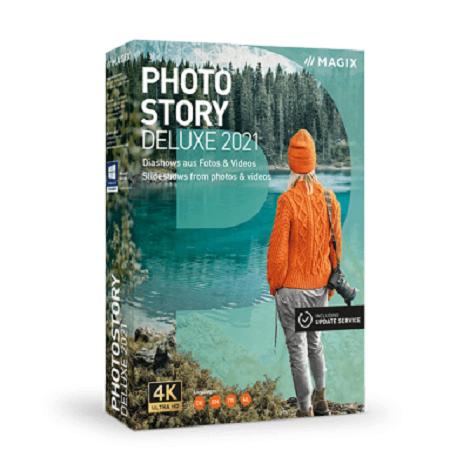 Download MAGIX Photostory 2021 DELUXE 20.0