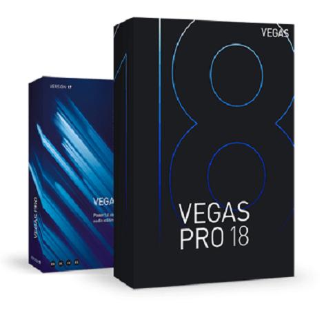 Download MAGIX VEGAS Pro 18.0
