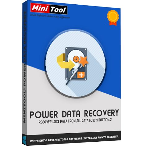 Download MiniTool Power Data Recovery Business Technician 9.0