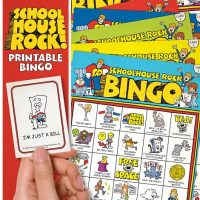 Download Schoolhouse Bingo 2020