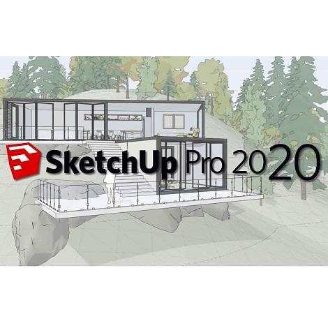 Download SketchUp Pro 2020 v20.2