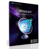 Download Telestream Wirecast Pro 2020
