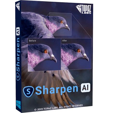 Download Topaz Sharpen AI 2.1.5