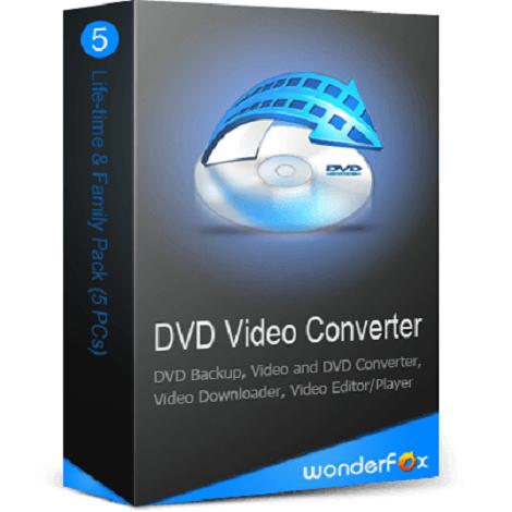 Download WonderFox DVD Video Converter 2020