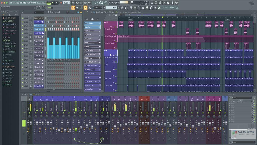 FL Studio Producer Edition 20.1 Download
