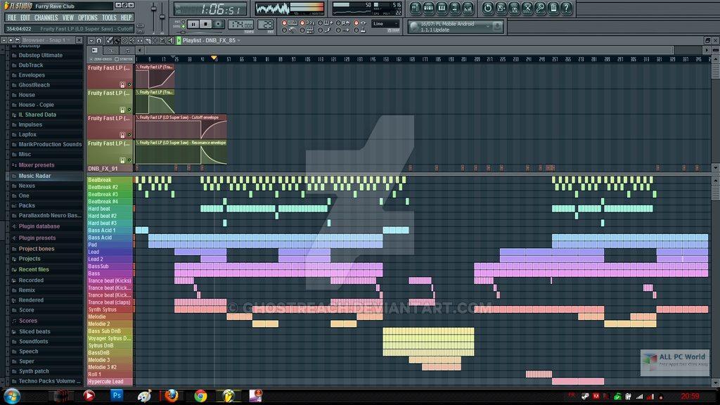 FL Studio Producer Edition 20.1 Full Version