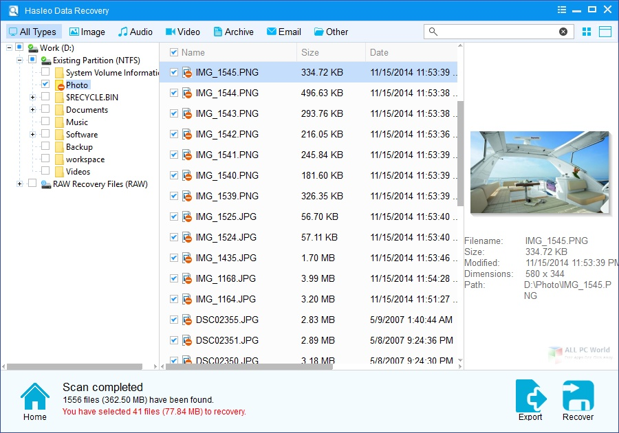 Hasleo Data Recovery 5.6 One-Click Download