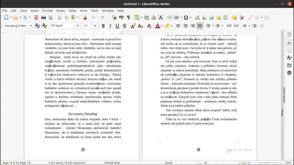 LibreOffice 2020 v7.0 Free Download