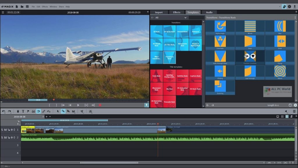 MAGIX Movie Edit Pro 2021 Premium 20.0 Offline Installer
