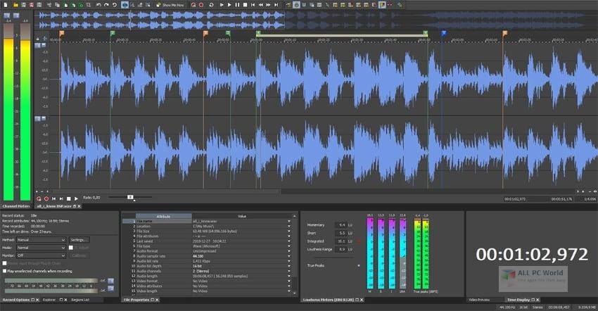 MAGIX SOUND FORGE Pro Suite 14.0 Direct Download