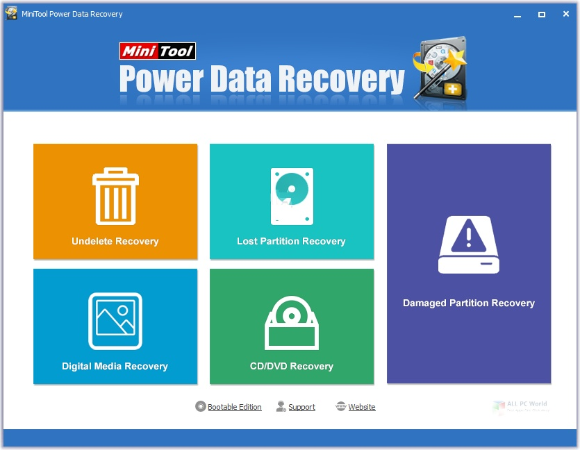 MiniTool Power Data Recovery Business Technician 9.2 Download
