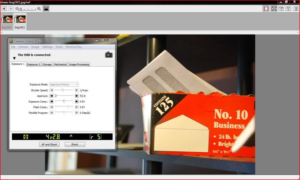Nikon Camera Control Pro 2.32 Full Version