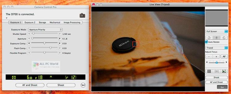 Nikon Camera Control Pro 2.32 One-Click Download