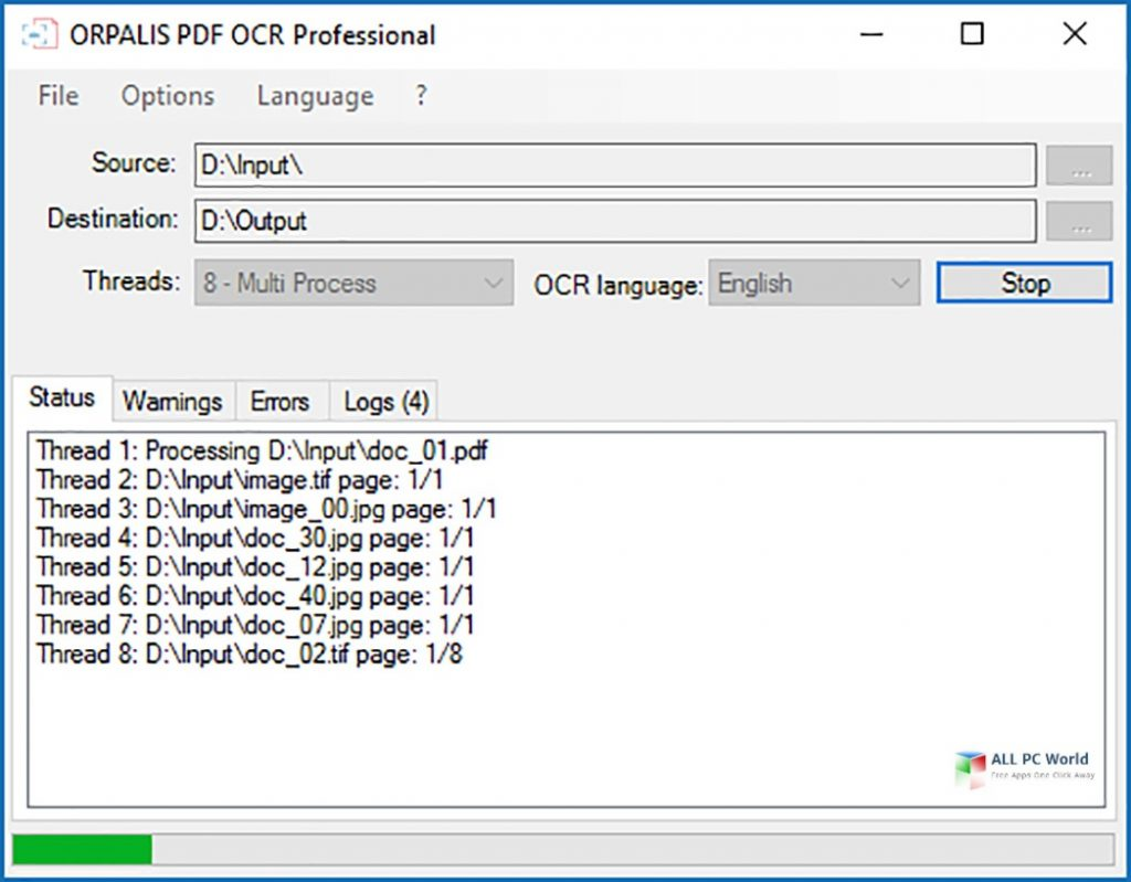 ORPALIS PDF OCR Professional 2020 Download