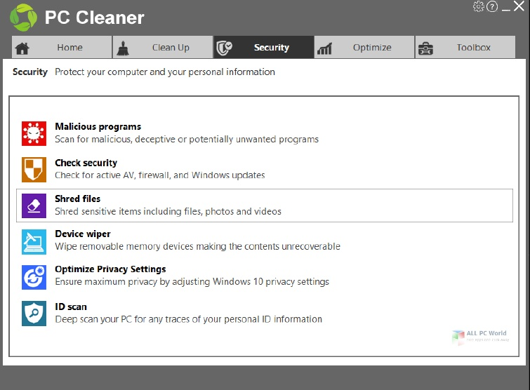 PCHelpSoft PC Cleaner Platinum 7.4 One-Click Download