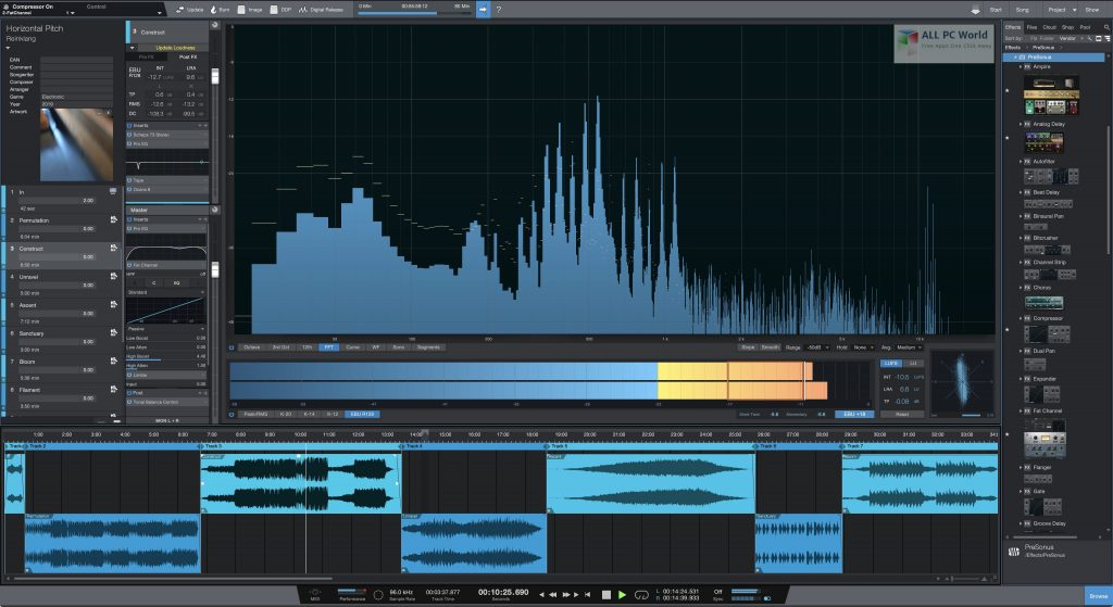 PreSonus Studio One 5 Professional 5.0.1 Download