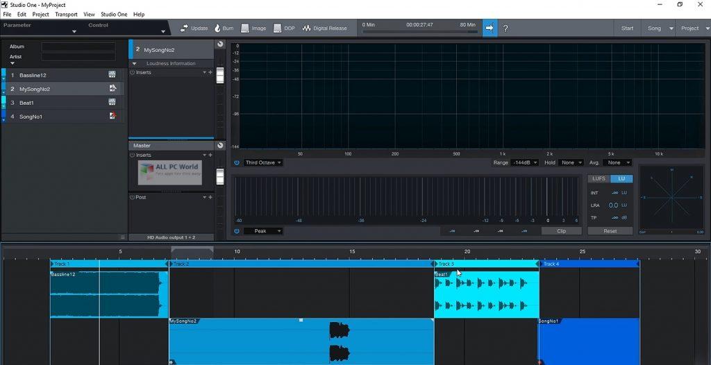 PreSonus Studio One 5 Professional 5.0.1 Free Download