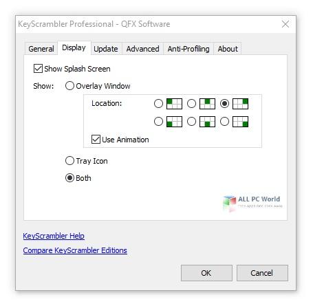 QFX KeyScrambler Professional 3.15 Download