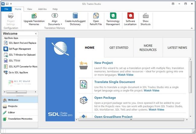 SDL Trados Studio 2021 Professional 16.0 Download