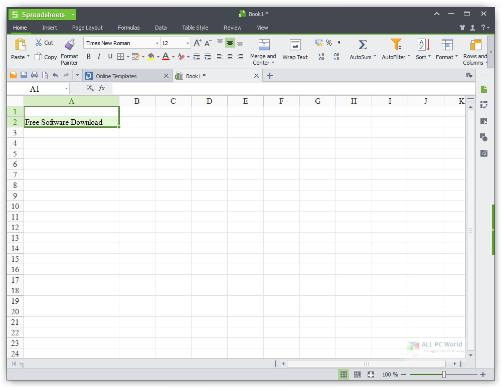 WPS Office 2020 Download