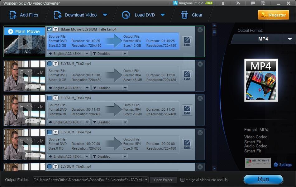 WonderFox DVD Video Converter 2020 Download