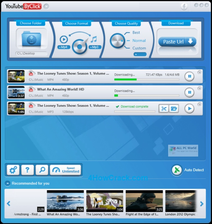 YouTube By Click 2.2.138