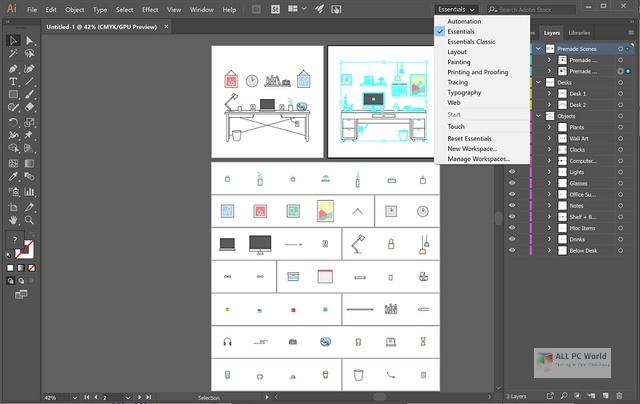 Adobe Illustrator CC 2020 v24.3 Direct Download Link