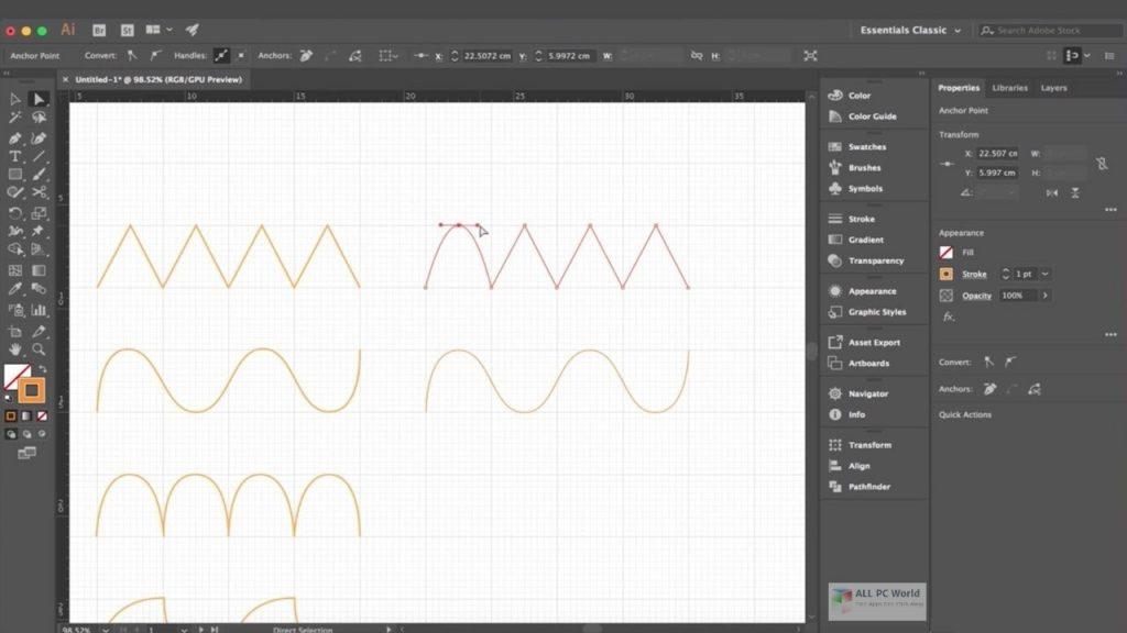 Adobe Illustrator CC 2020 v24.3 One-Click Download