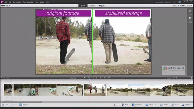 Adobe Premiere Elements 2021 One Click Download