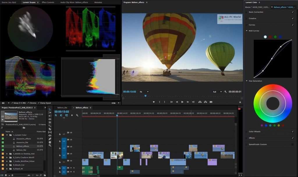Adobe Premiere Pro 2020 v14.4 Drect Download Link
