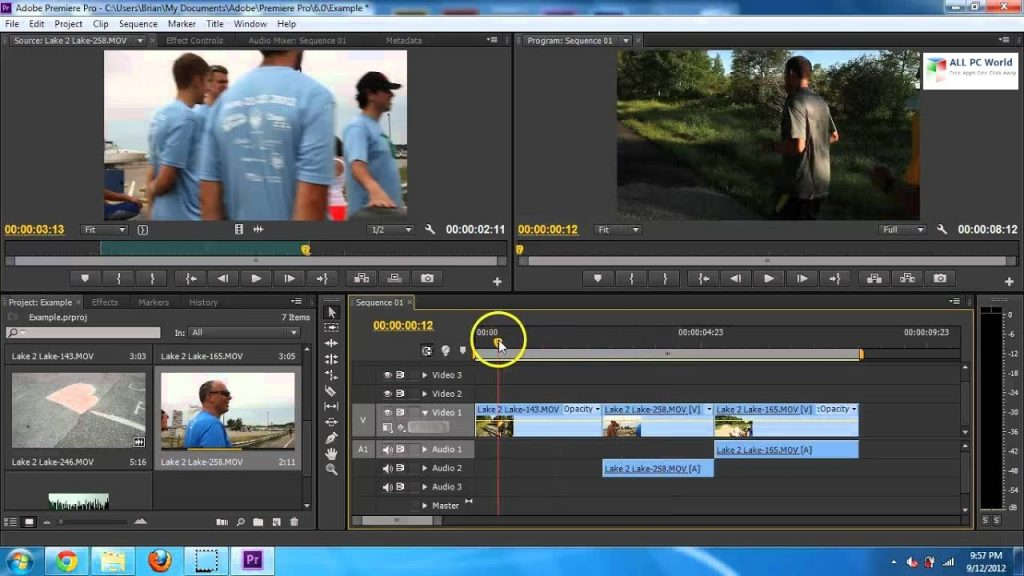 Adobe Premiere Pro CS6 Direct Download Link