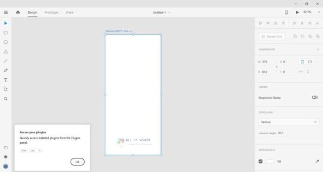 Adobe XD CC 2020 v33.1 Free Download